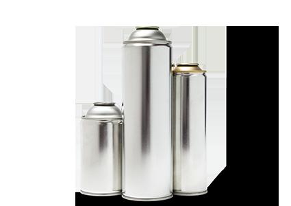 Jamestrong | 气溶胶 — 钢罐