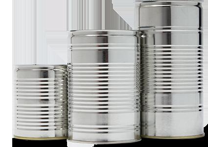 Jamestrong | 食品 — 钢罐