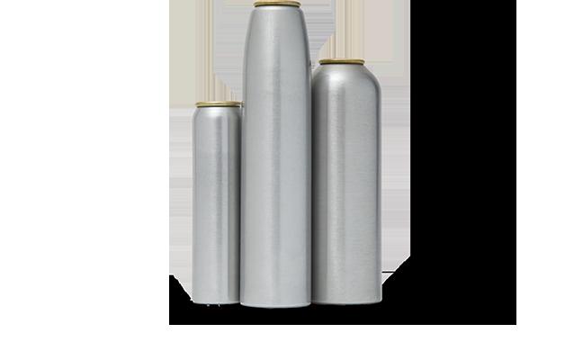 Aerosol - Aluminium Cans