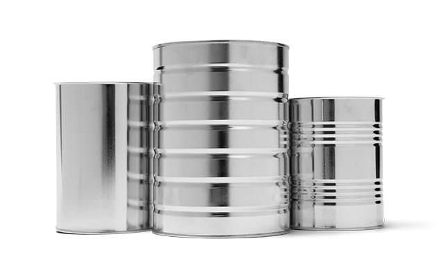 Nutrition - Steel Cans